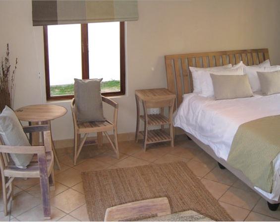 Apple Cottages - bedroom