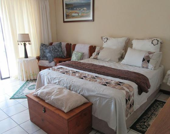 Sunrise Cottage 1 - bedroom