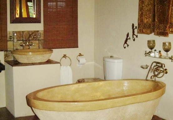 Gecko Cottage Guest House - bathroom