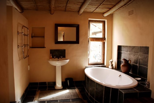 Eenuurkop Guest Farm - bathroom