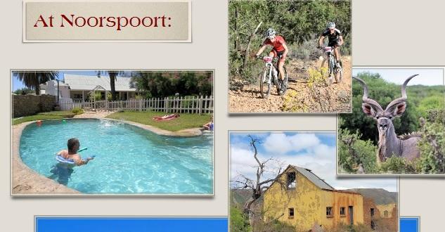 Noorspoort - activities