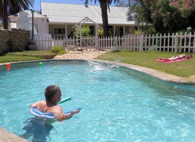 Noorspoort - pool