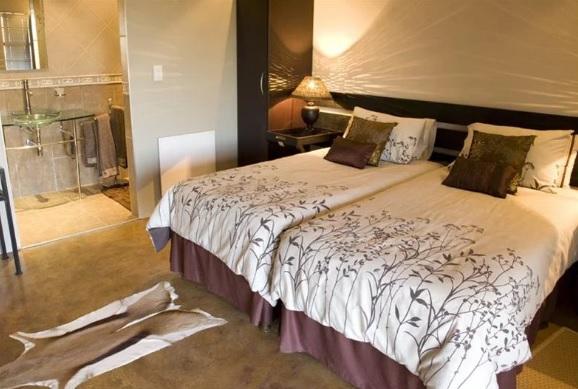 Kwaggas Pride - bedroom