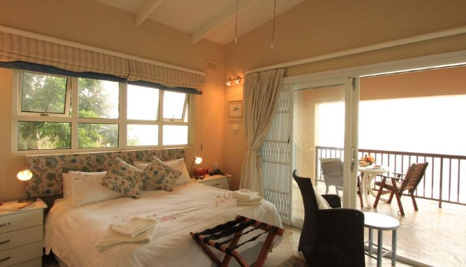 B&Breakfast by the Sea - bedroom