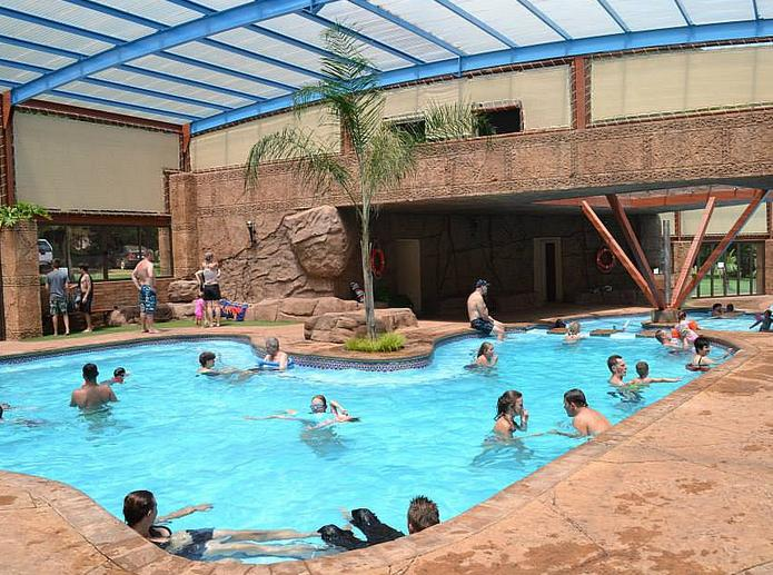 Olifants River Lodge - indoor pool