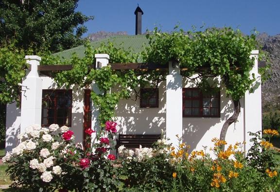 Rhodene Farm Cottages - main