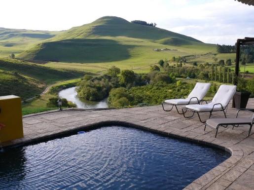 Amazian Mountain Lodge - pool