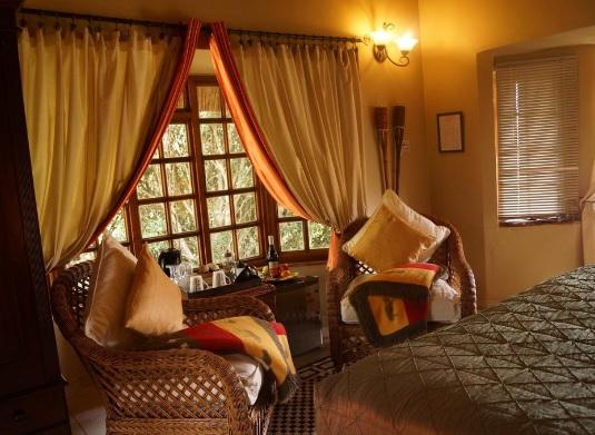 Amazian Mountain River Lodge - bedroom