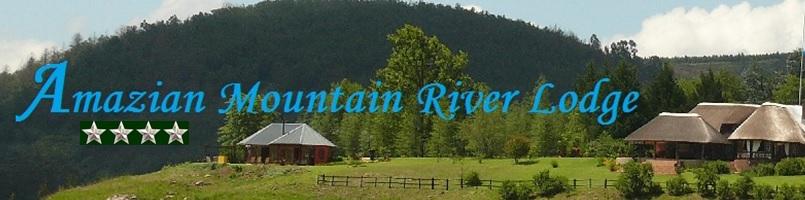 Amazian River Lodge - main and logo