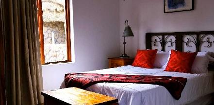 Earthrise - bedroom