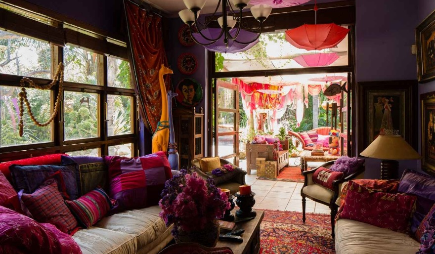 The Art Guesthouse - interior