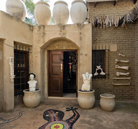 The Art Guesthouse - main entrance