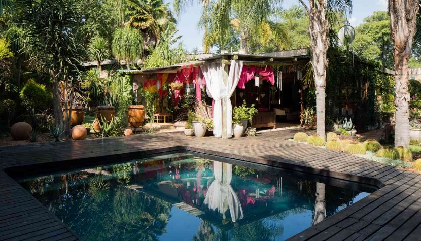 The Art Guesthouse - pool