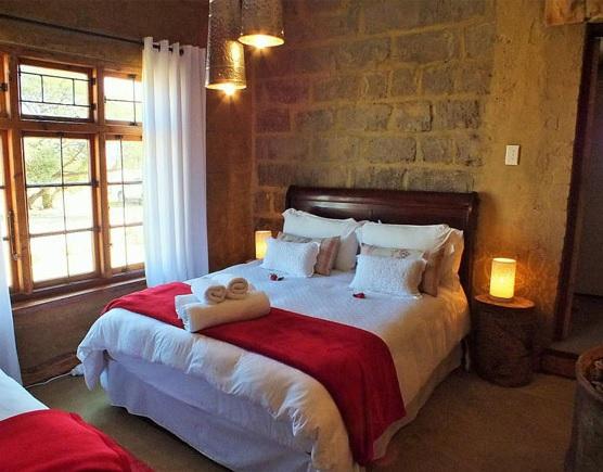 Affi Lande Boetiek - bedroom
