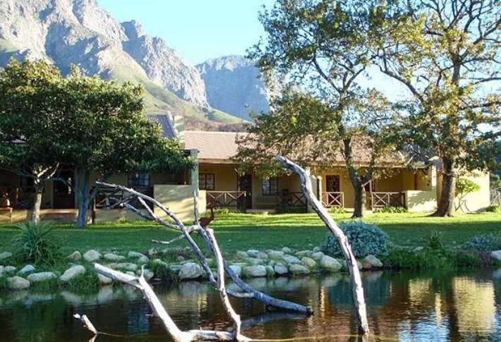 Franschhoek Country Cottages - main one