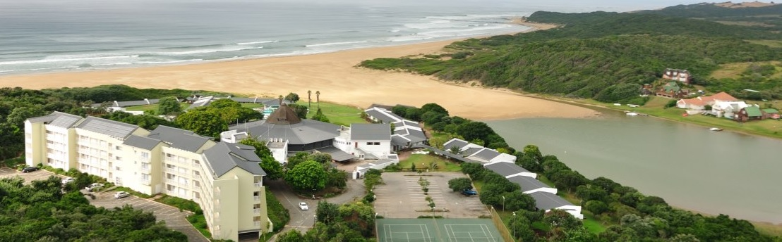 Mpekweni Beach Hotel - main