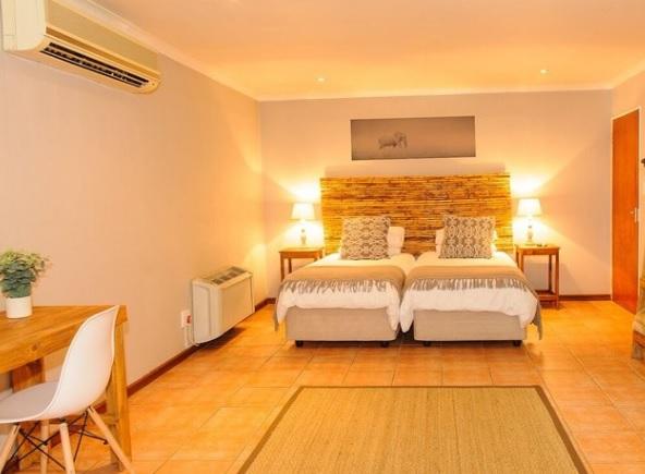 Safari Club SA - bedroom