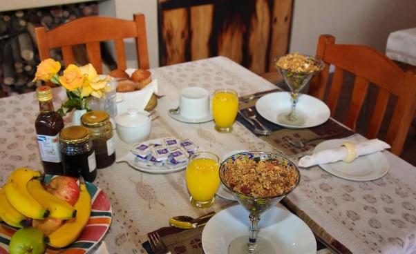 Summerhille Guest Farm - breakfast