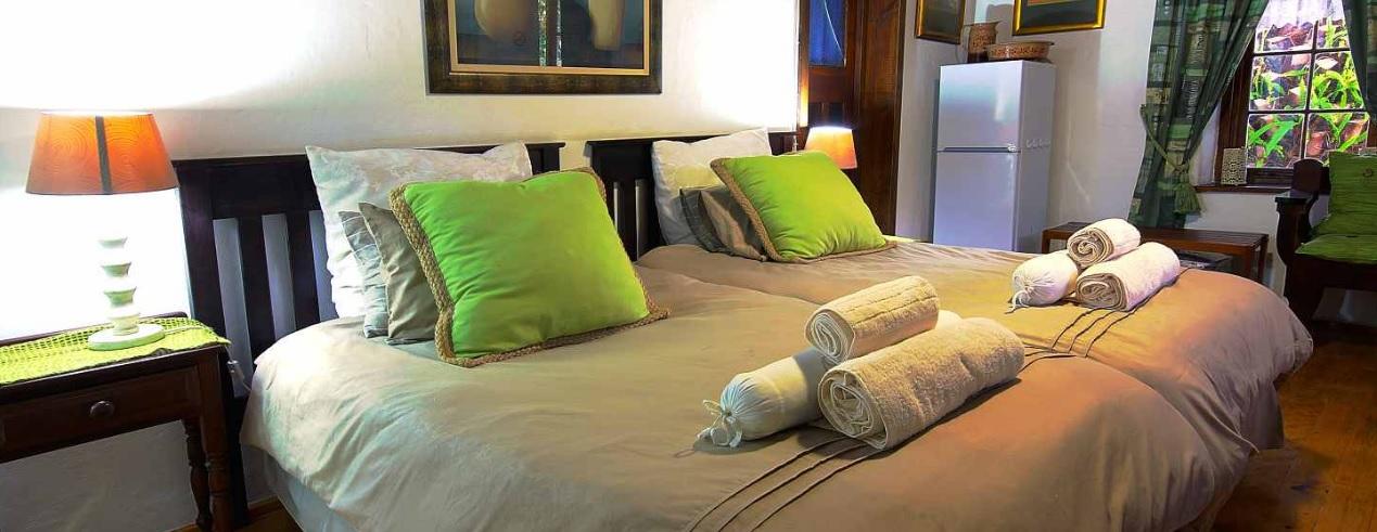 Wolwe Dans - bedroom