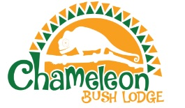 Chameleon Bush Lodge - logo