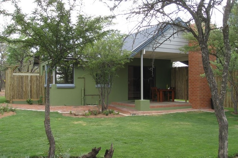 Chameleon Bush Lodge - main