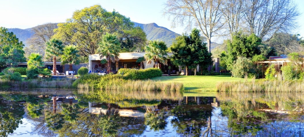 Lilypond Country Lodge - main