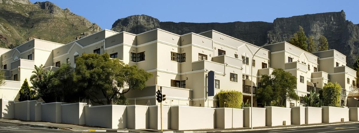 Best Western Cape Suites - main