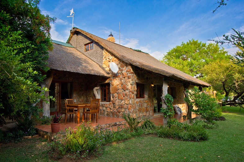 Blyde River Wilderness Lodge - main
