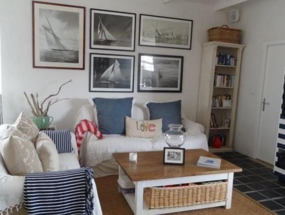 Pringle Beach House - interior